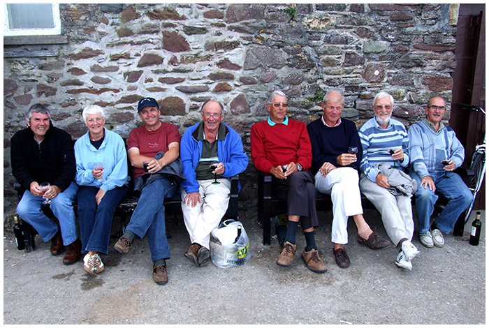 Cawsand Parliament in Session